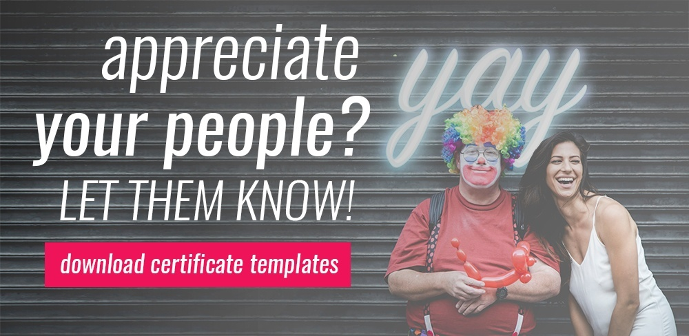 download free employee appreciation certificate template