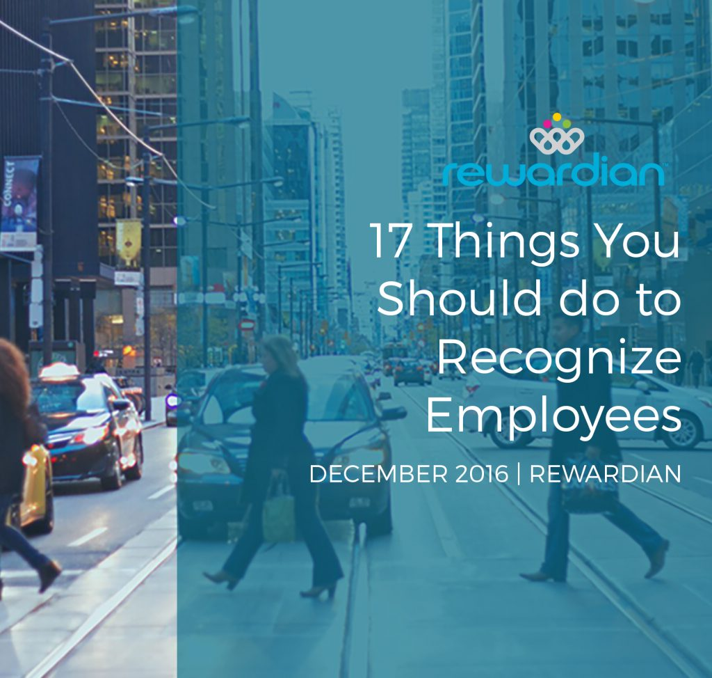 17 Tips for Effective Employee Recognition